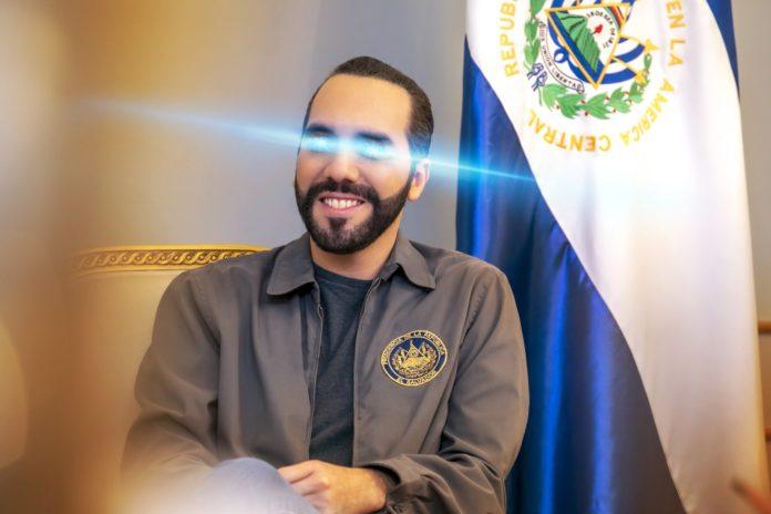 El Salvador Bitcoin legal