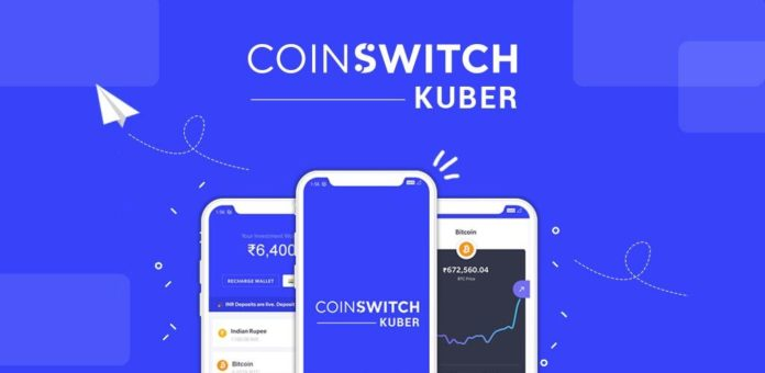 coinswitch series C a16z